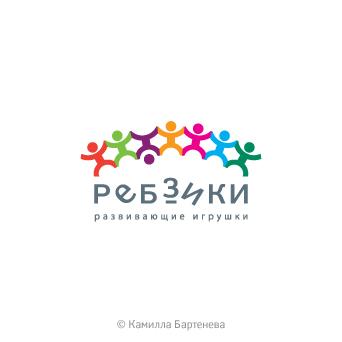 Логотип детского интернет-магазина ...: www.kamilla.org/portfolio/logo/?do=logo_product.closeup(84)